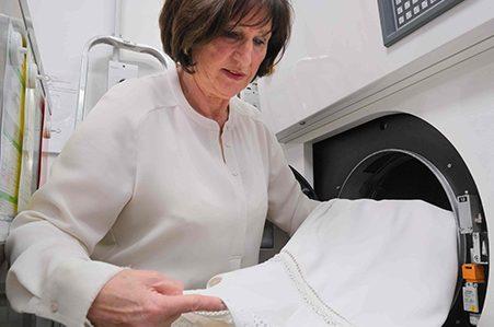 Reinigung von Brautkleidern in Ennepetal
